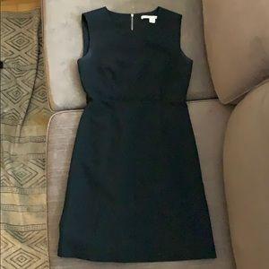 Diane VonFurstenberg little black dress size 0